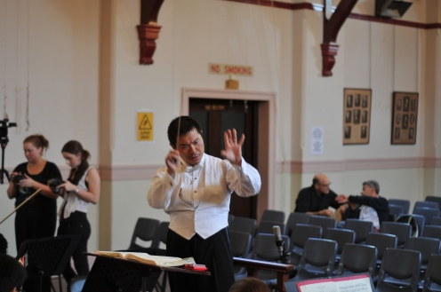 Orchestra of the inner west - Ode to Joy. 25-3-12 500