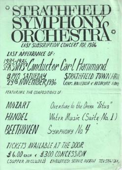 1986 Season 4 poster