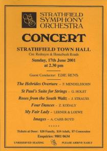 2001 Season 2 Poster