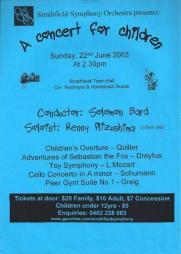2003 Season 2 Poster 1