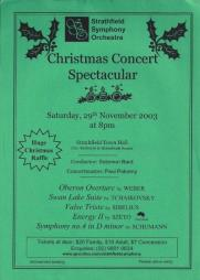 2003 Season 4 Poster
