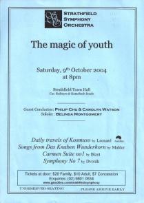 2004 Season 3 Poster