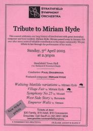 2005 Season 1 Poster