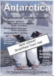 2007 Season 2 Poster new venue