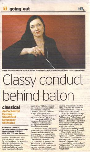 2008-03 Daily Telegraph