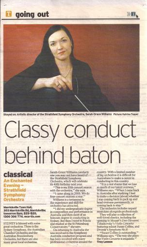 2008-03 Daily Telegraph